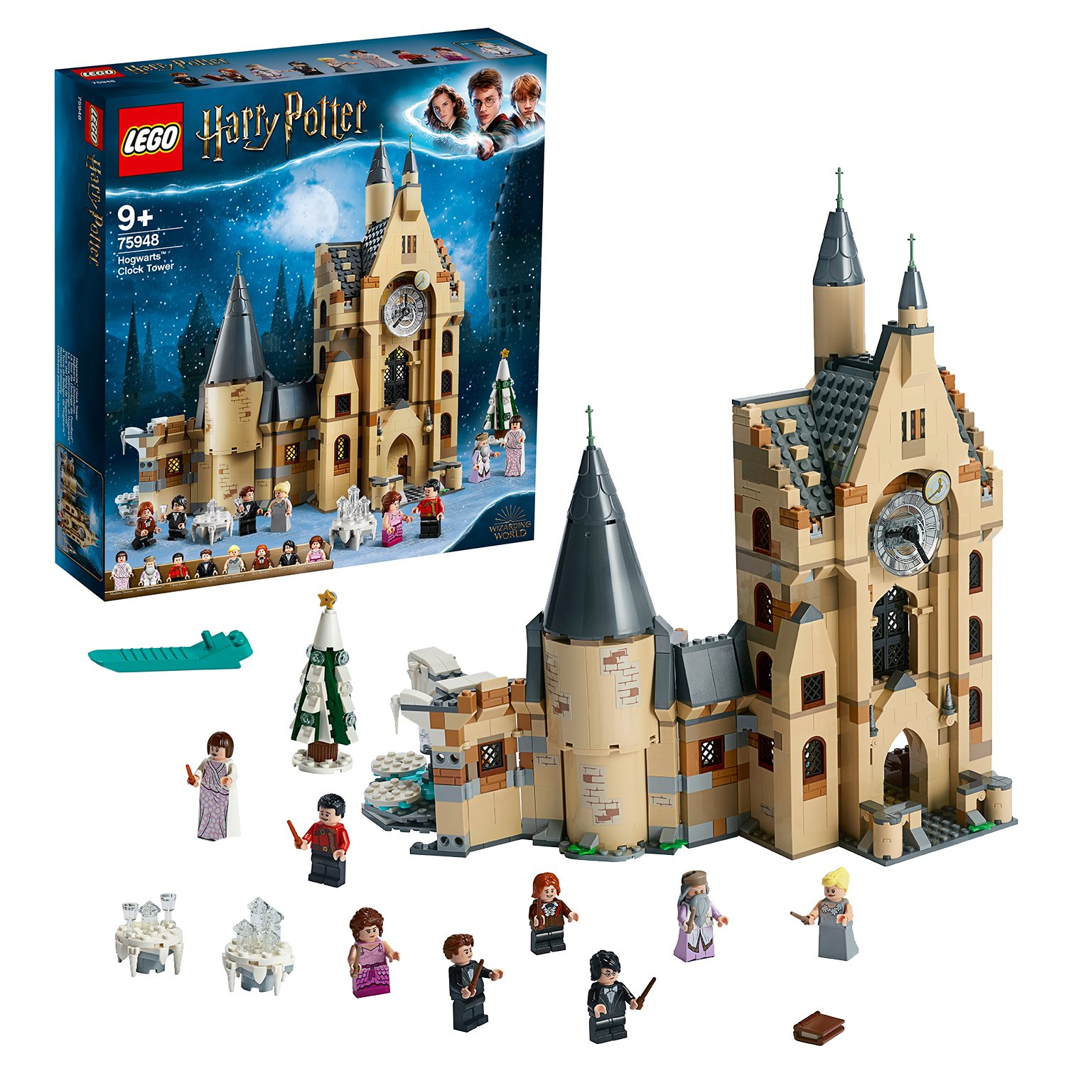 LEGO Harry Potter TM Hogwarts Clock Tower - 75948