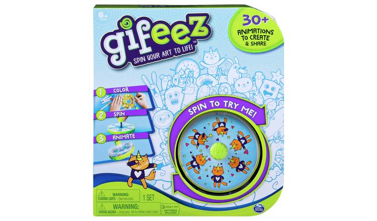 Gifeez Art Set