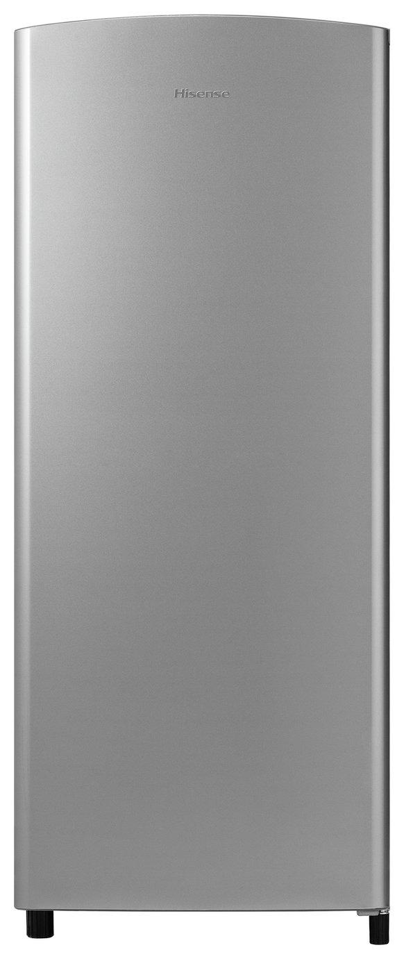 Hisense RR220D4AD21 Tall Fridge - Silver