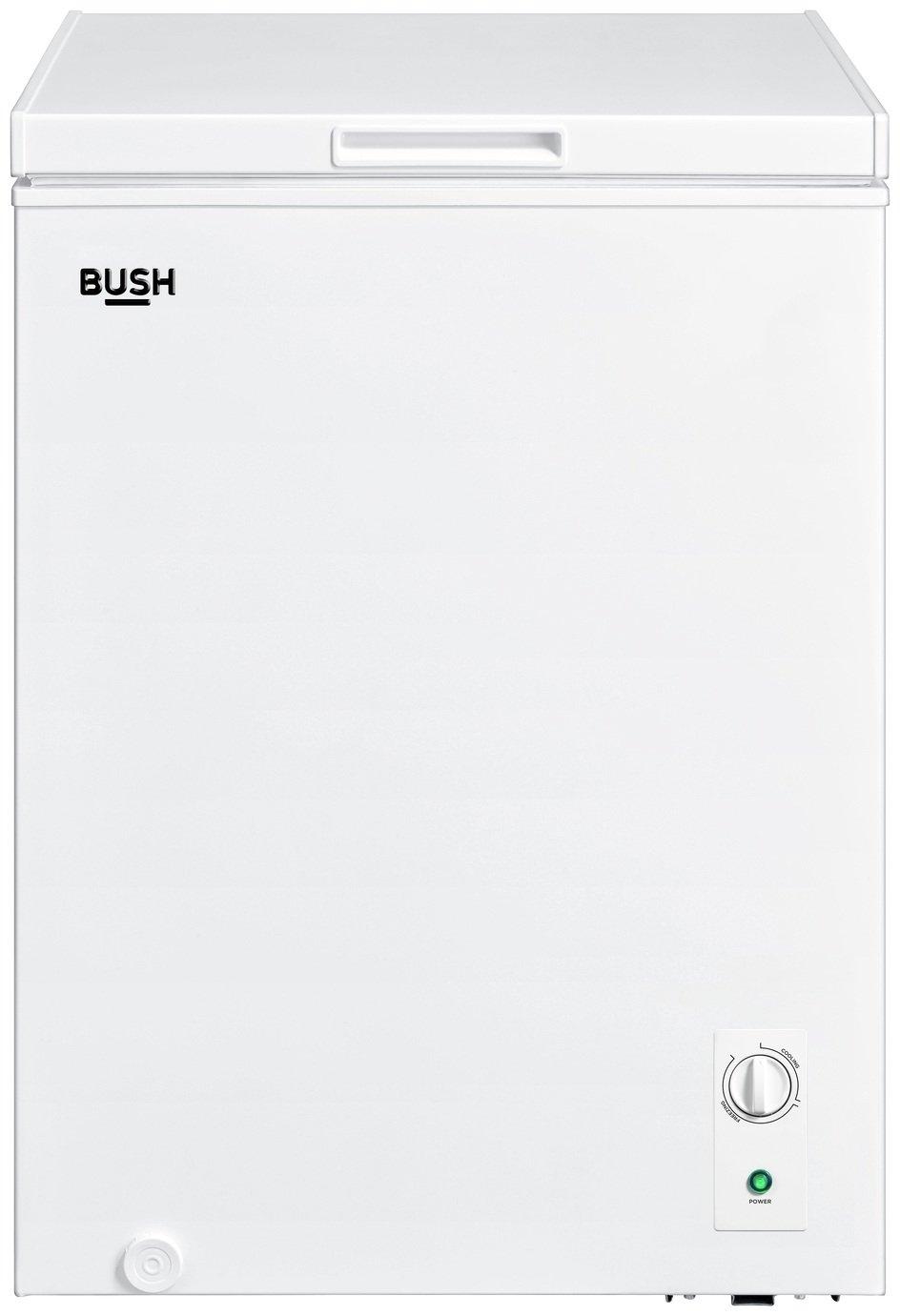Bush BECF99L Chest Freezer - White