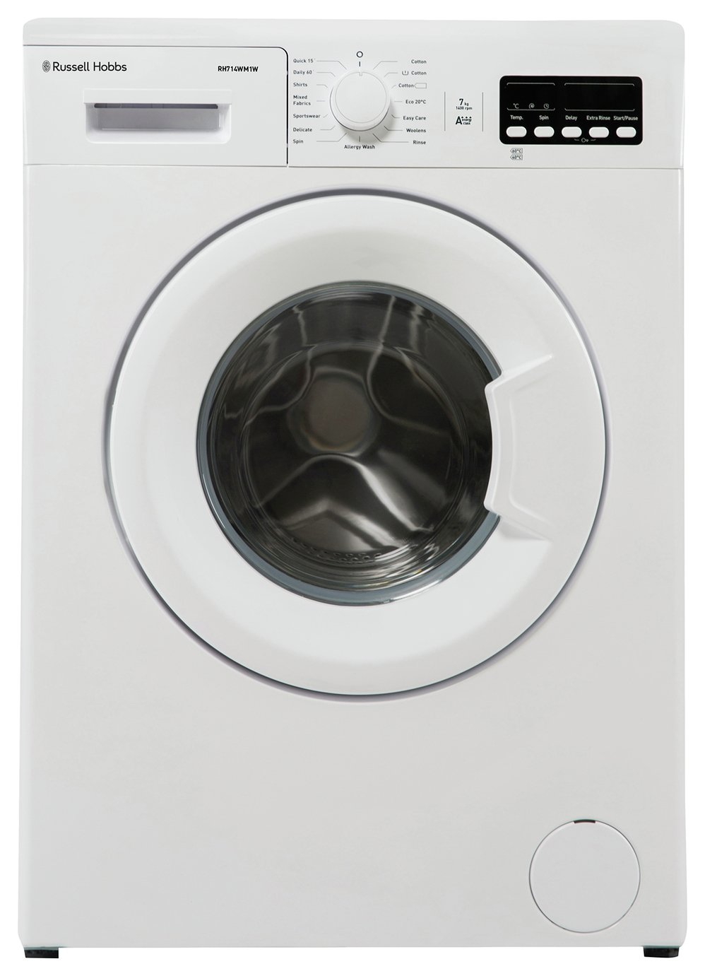 Russell Hobbs RH714WM1W 7KG 1400 Washing Machine - White