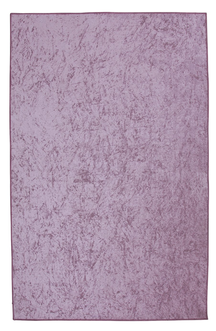 Argos Home Crushed Velvet Rug
