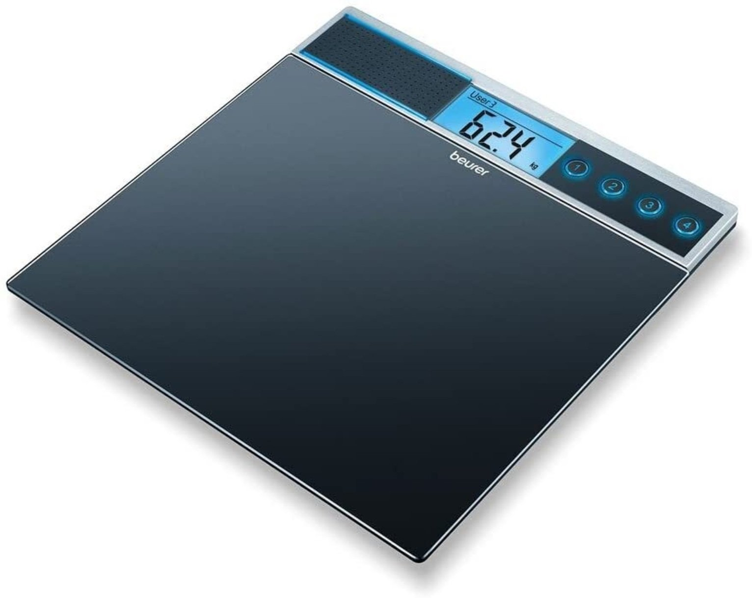 Beurer GS39 Talking Glass Scale