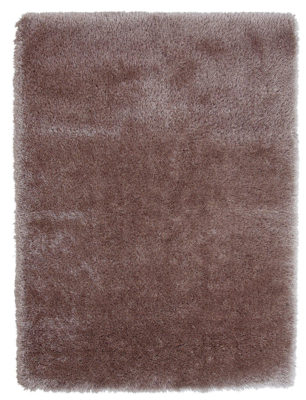 Argos Home Lurex Shaggy Rug