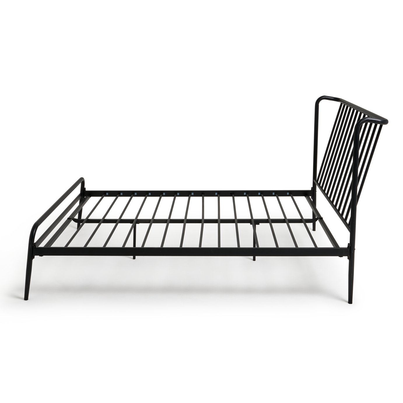 Argos Home Kanso Double Bed Frame - Black
