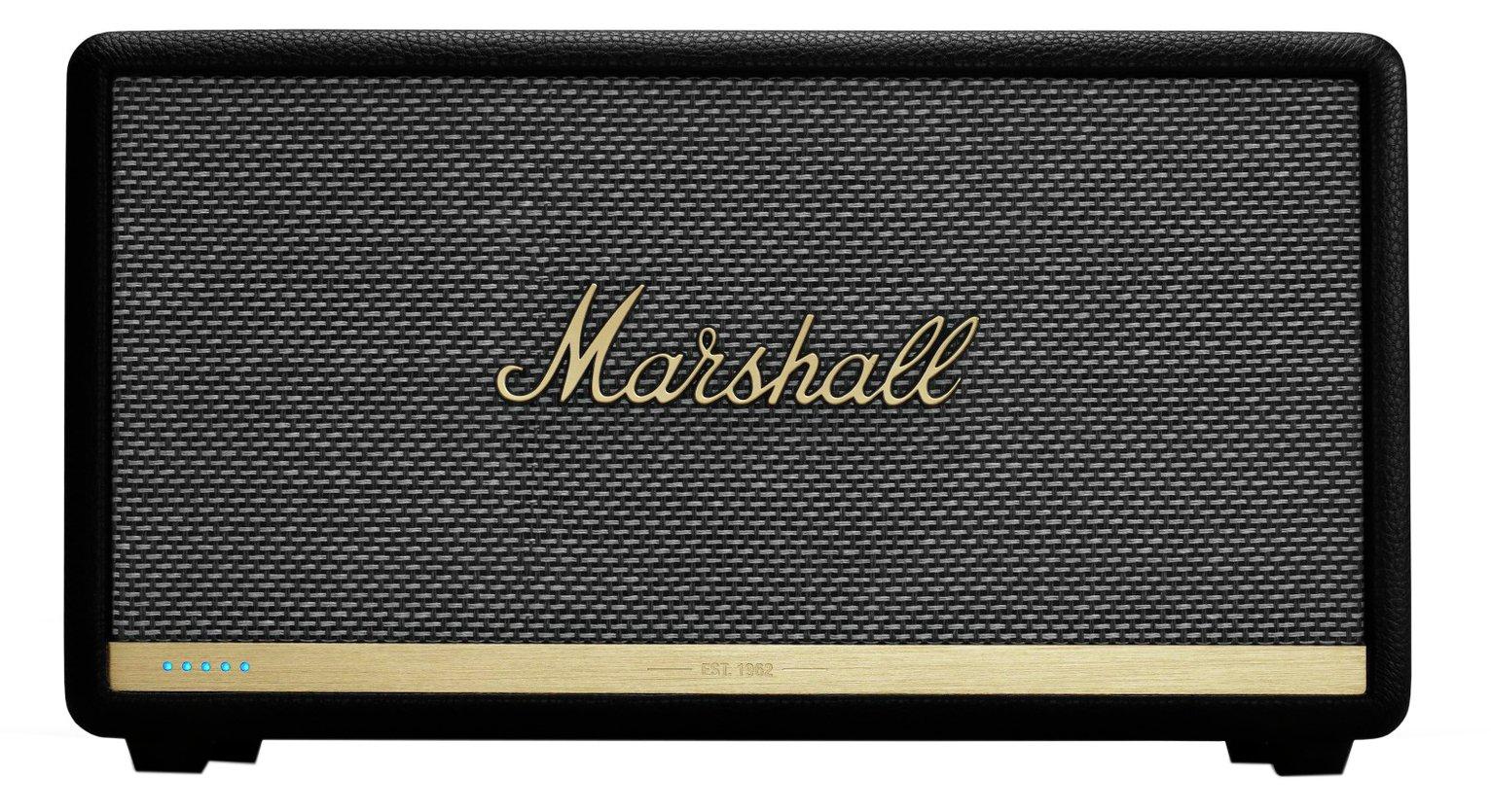 Marshall Stanmore II Voice Wireless Speaker with Alexa