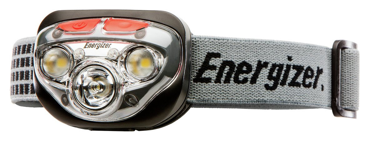 Energizer Vision HD+ Focus LED Head Torch Headlamp