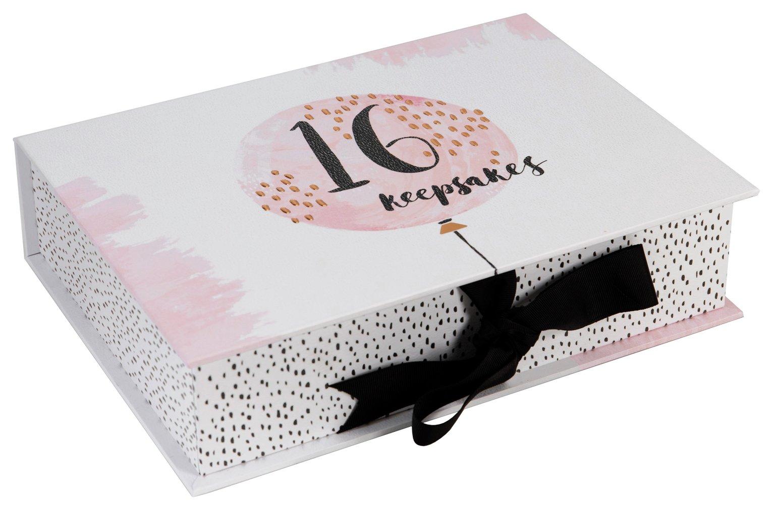 Hotchpotch Luxe 16th Birthday Keepsake Box