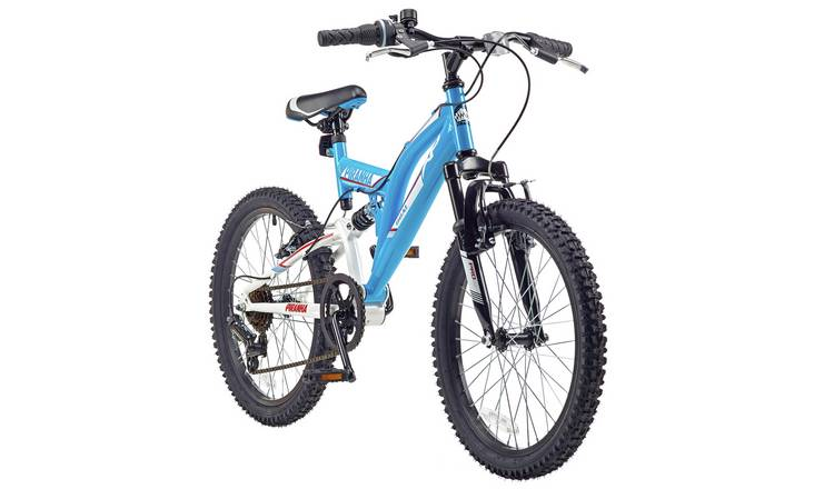Piranha XP Blue 20 inch Wheel Size Kids Mountain Bike