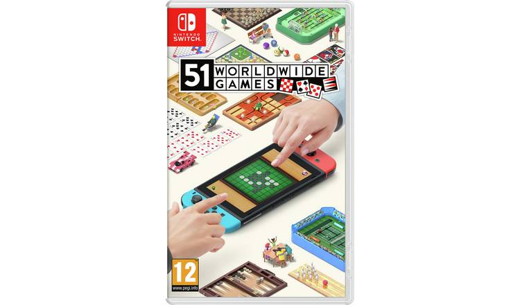 51 Worldwide Games  Nintendo Switch Game