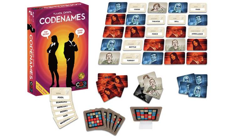 Buy Codenames Game | Board games | Argos