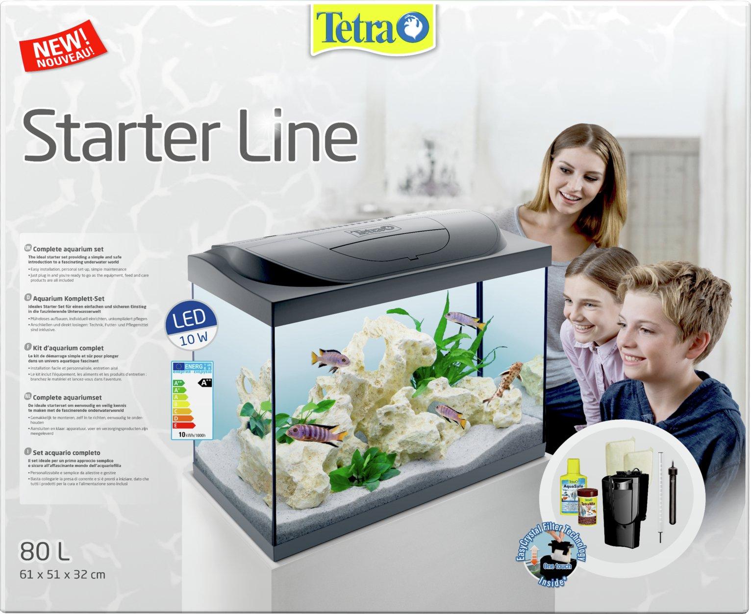 Tetra 80 Litre Starter Kit review