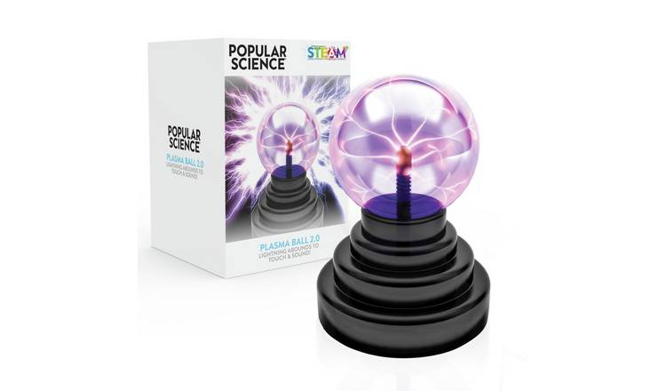 Science Museum Plasma Ball Plus
