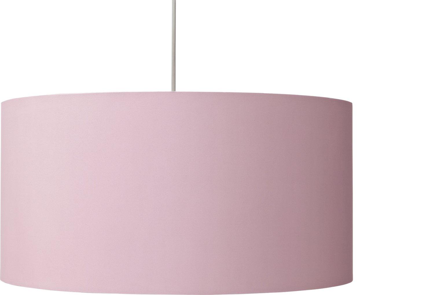 Argos Home Oversized Metallic Shade - Copper & Pink