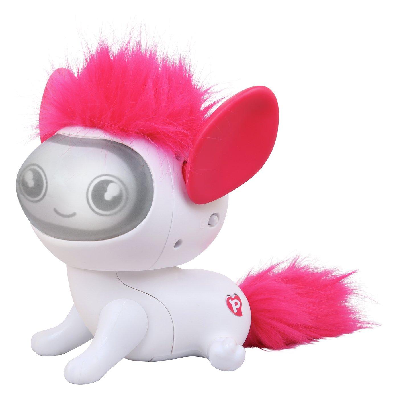 Interactive Pet Pooki - White