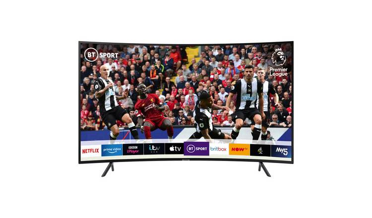 Samsung 55 Inch UE55RU7300KXXU Smart 4K HDR LED TV