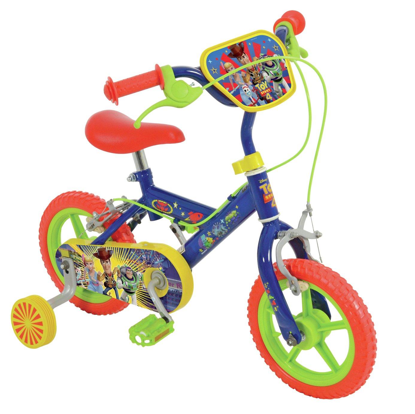 Disney Toy Story 4 12 Inch Kid's Bike