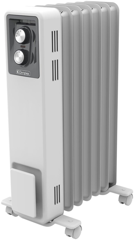 Dimplex 1.5kW Rapid Eco Oil Free Radiator