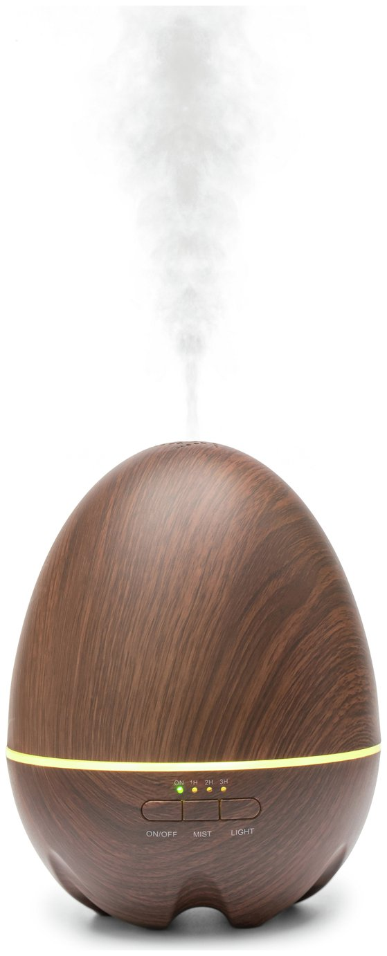 Aria Aroma Diffuser & Humidifiers Wood