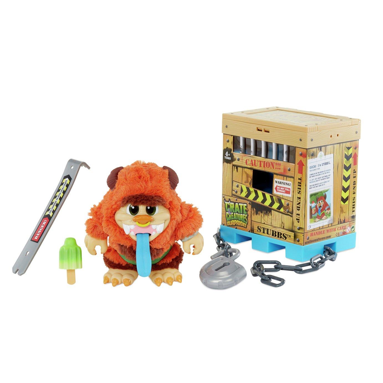 Crate Creatures Surprise - Stubs