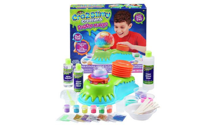 Cra-Z-Slimy Bubble Maker