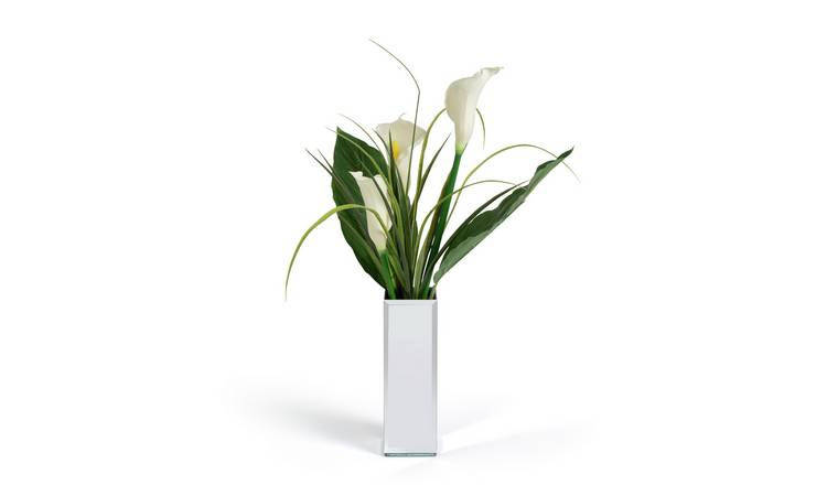 Argos Home Palm Luxe Artificial Cala Lillies