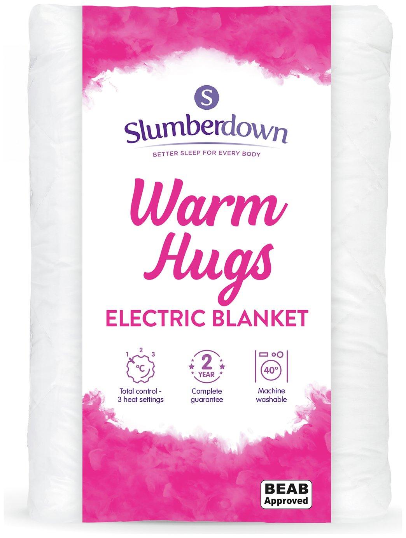 Slumberdown Essential Electric Heated Underblanket - Single