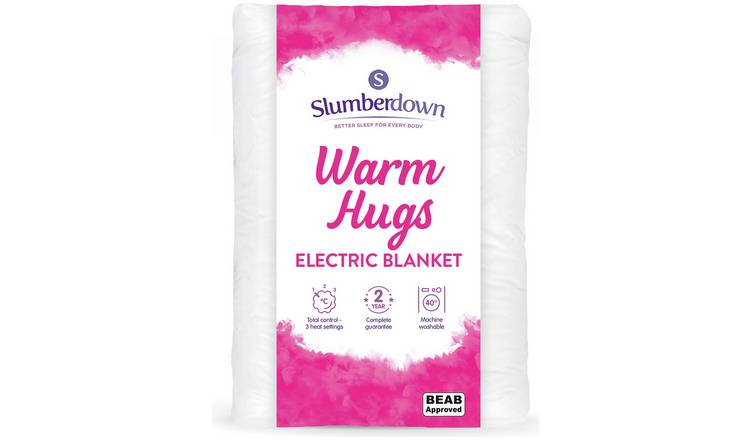 Slumberdown Warm Hugs Underblanket - Small Single
