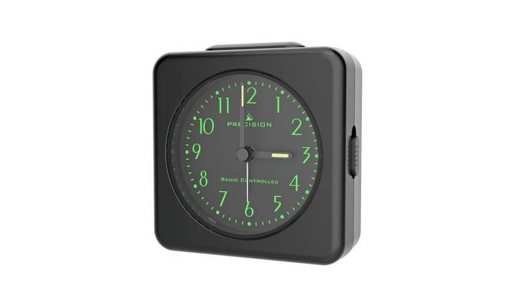 Precision Radio Control Light & Snooze Alarm Clock