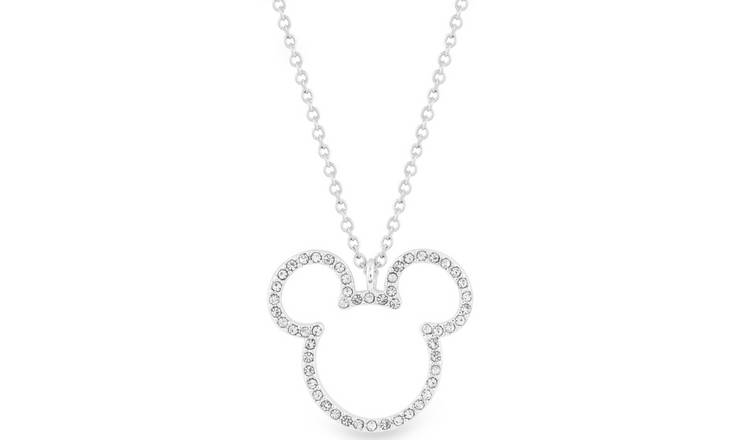 Disney Mickey Mouse Head Pendant