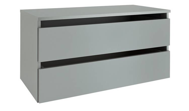 Habitat Holsted Large 2 Drawer Internal Chest