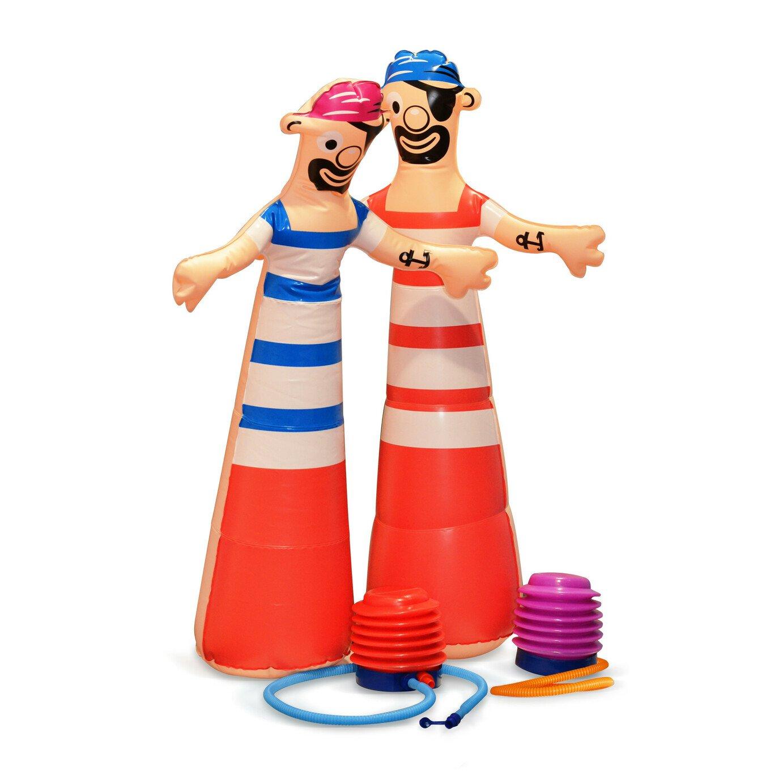 Tomy Pump Up Pirates Game