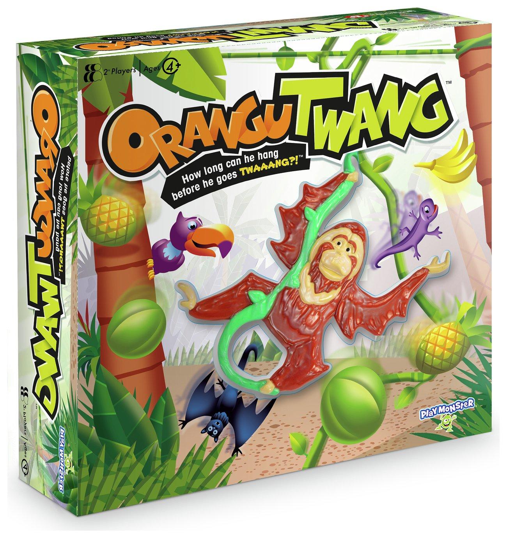 Orangutwang Kids Stacking Family Game