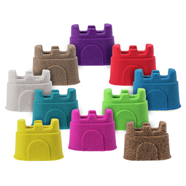 Kinetic Sand - 10 Pack