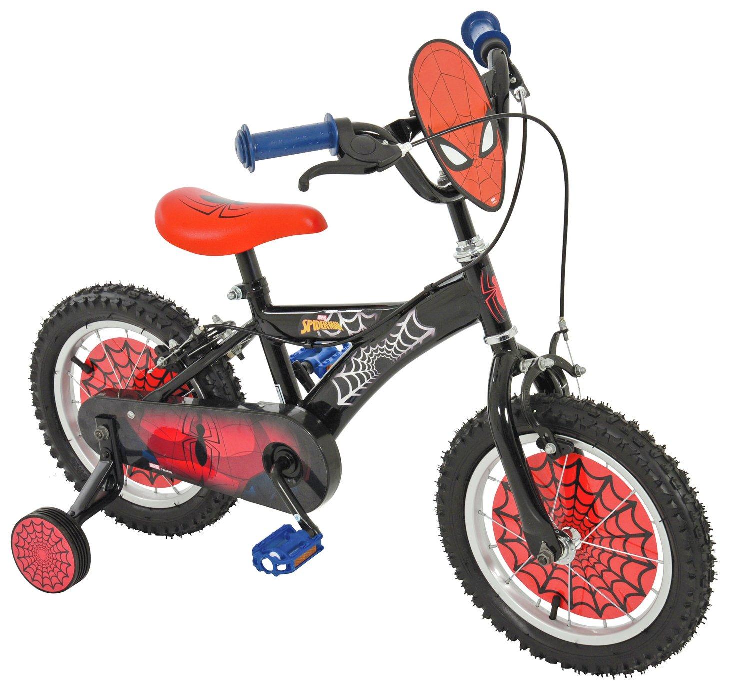 Marvel Spider-Man 14 Inch Kid's Bike