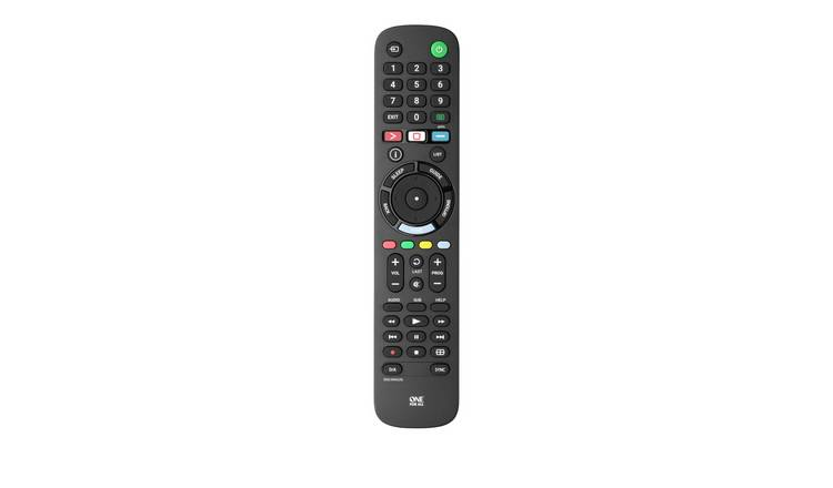 One For All URC1912 Sony Replacement Remote Control
