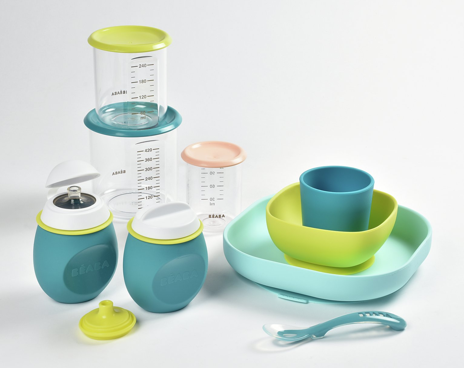Beaba Babycook Weaning Essentials Set