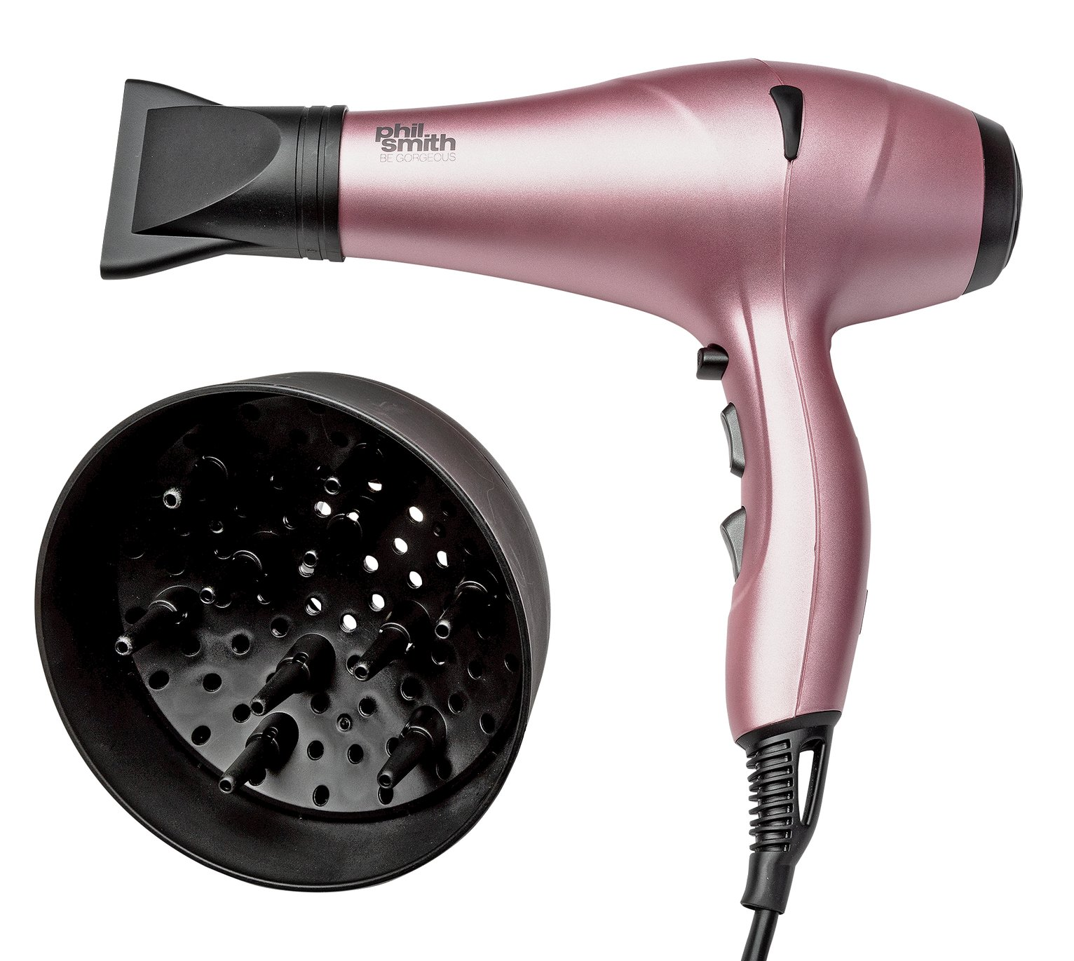 Phil Smith Hair Dryer with Diffuser
