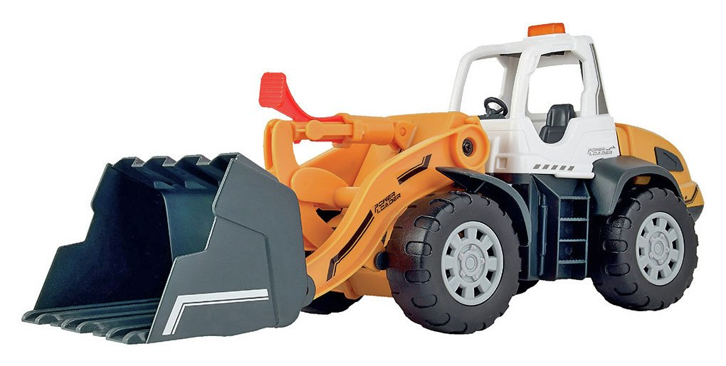 Chad Valley Auto City Large Construction Vehicle Assortment