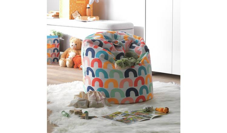 Argos Home Rainbow Play Beanbag