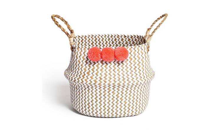 Habitat Novelty Pom Pom Basket
