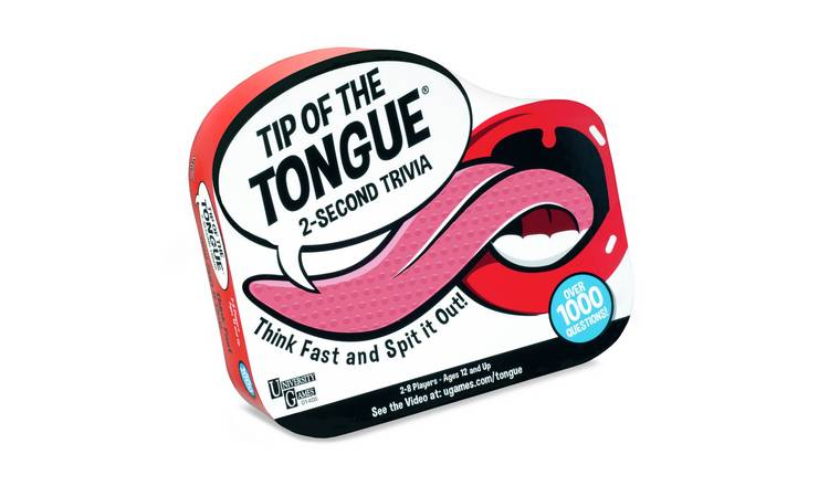Tip of the Tongue Game
