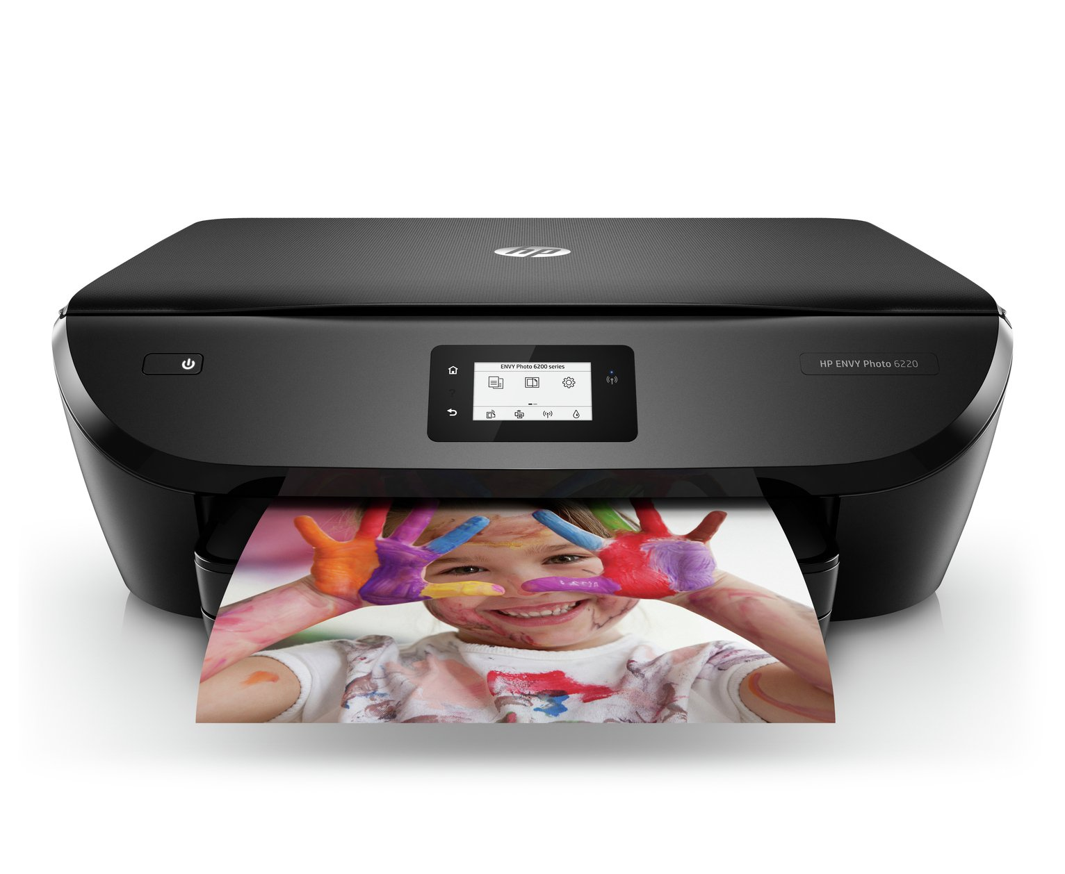 HP Envy 6220 Wireless Printer & 12 Months Instant Ink
