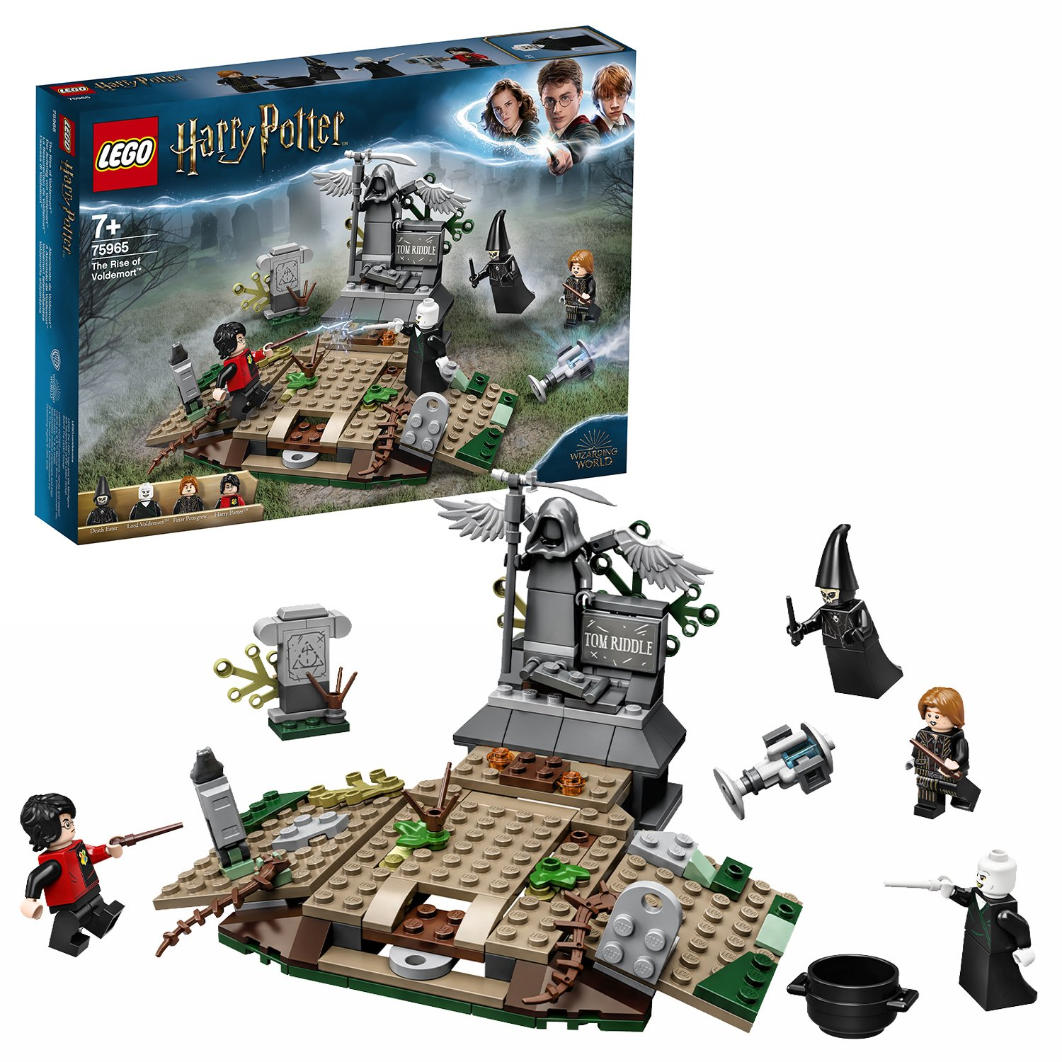 LEGO Harry Potter TM The Rise of Voldemort - 75965
