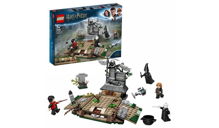 LEGO Harry Potter The Rise of Voldemort Building Set - 75965