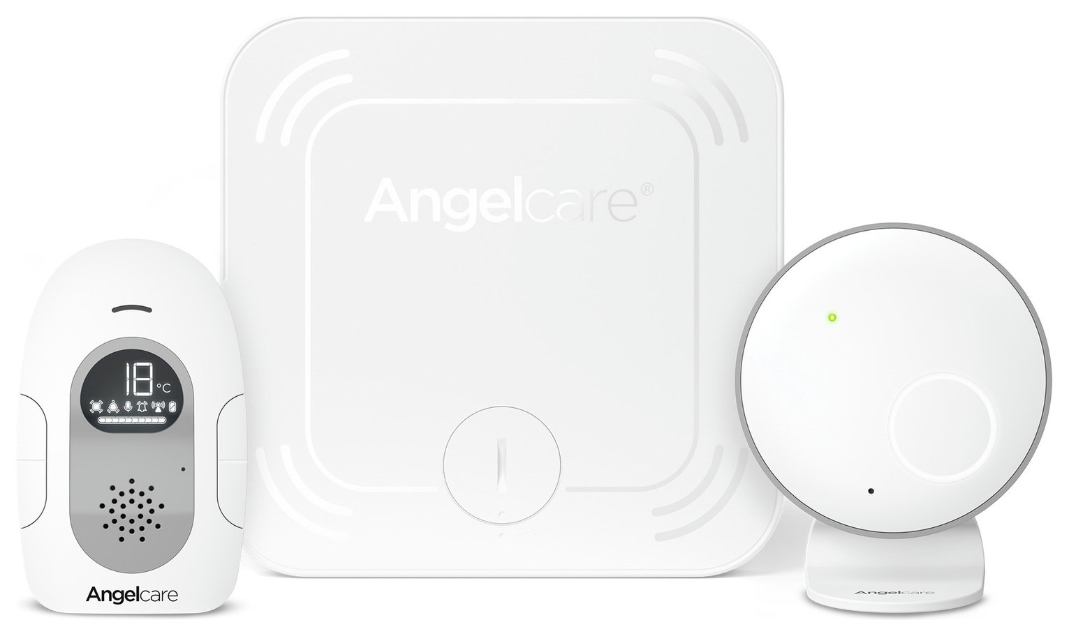 Angelcare AC127 Movement Audio Baby Monitor