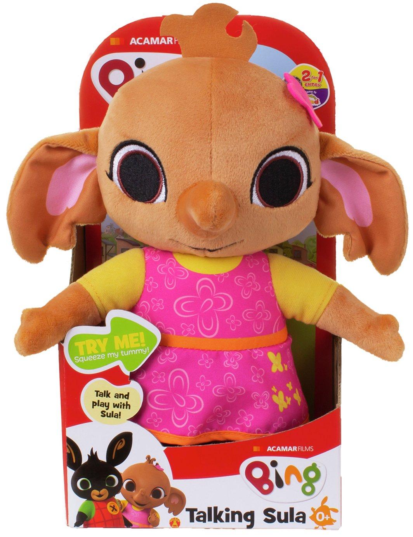 Talking Sula Soft Toy
