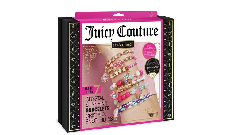 Juicy Couture Crystal Sunshine Jewellery Set