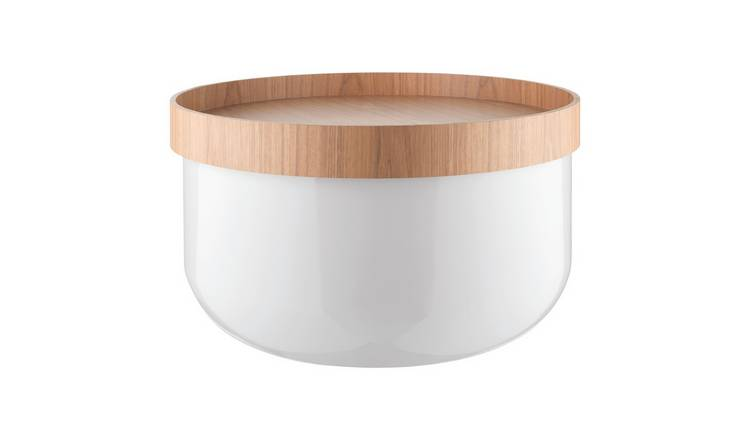Habitat Bert Coffee Table - White