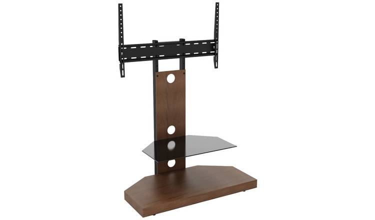Buy Avf Wood Effect Mount Up To 60 Inch Tv Stand Walnut Tv Stands Argos
